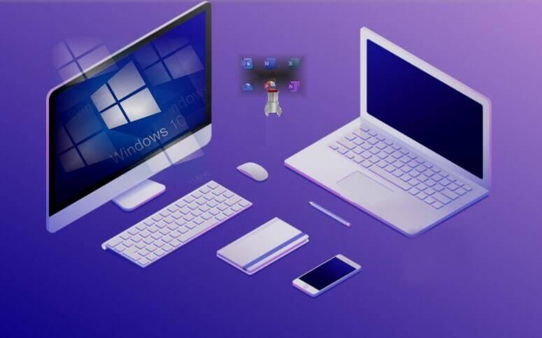 aumentar o desempenho do Windows no seu notebook