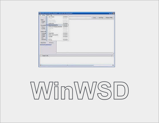 WinWSD WebSite Downloader