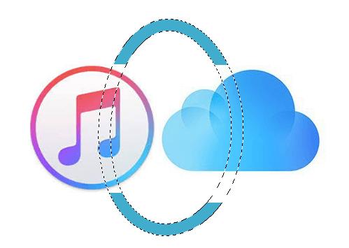 Fixação iTunes para o iCloud