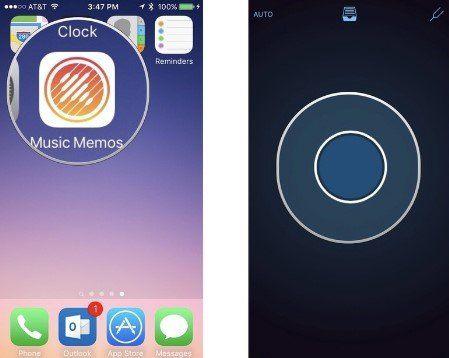 Como Gravar Uma Nota de Música no iPhone
