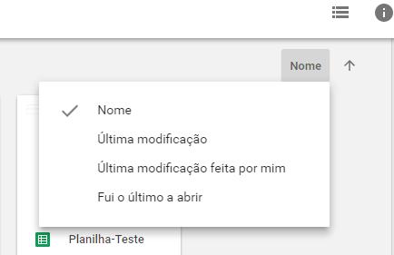 Gerenciando Arquivos no Google Drive