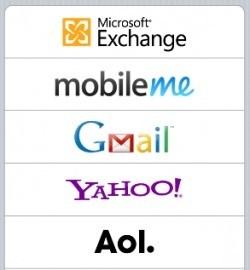 Como configurar e-mail no iPhone