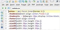 Usar seletores CSS