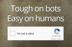 Inserir O ReCAPTCHA Em Um Formulário