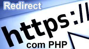 Redirecionar para https com PHP
