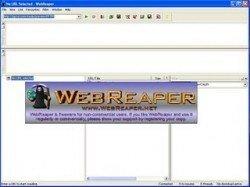Como é o Browser WebReaper