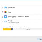 E-mail no iCloud