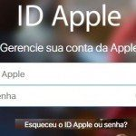 Senha do iCloud