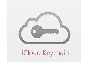 remover o iCloud Keychain