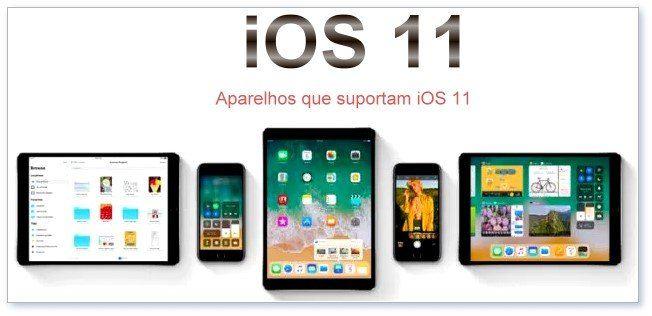 novos destaques no iOS 11