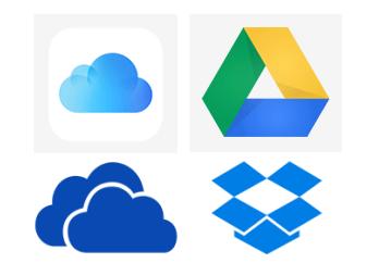 escolher um fornecedor de armazenamento em nuvem