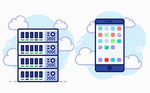 Cloud hosting a hospedagem de sites de baixo custo