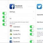 Como Transferir contatos e-mails e calendários para iOS