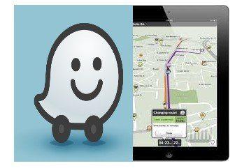 Programe seu destino com Waze