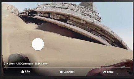 Captura de Fotos do Facebook 360