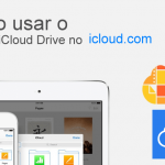 Como usar o iCloud Drive no iCloud.com