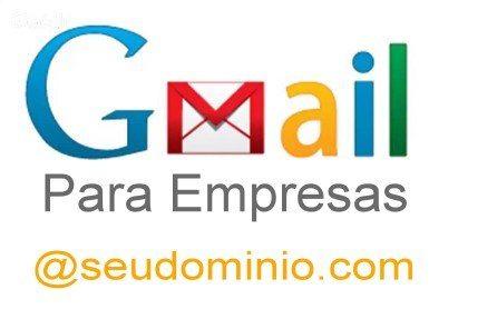 configurar e-mail de negócios do Gmail