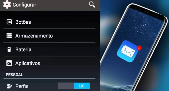 Criar um endereço de e-mail iCloud no Android