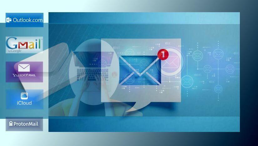 Provedores de e-mail gratuitos