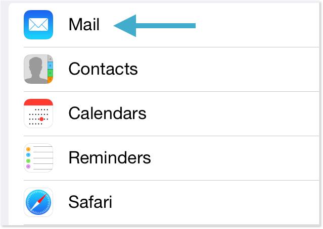 Como mudar o e-mail icloud em um iphone