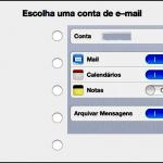Como arquivar e-mails do iCloud no Mac