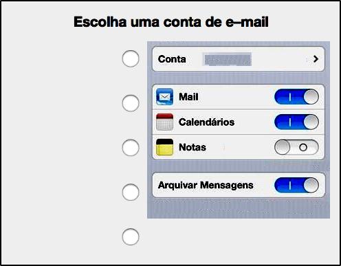 Arquivar E-mails do iCloud no Mac
