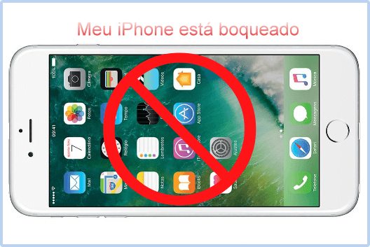 Meu iPhone de Segunda Mão Está Bloqueado