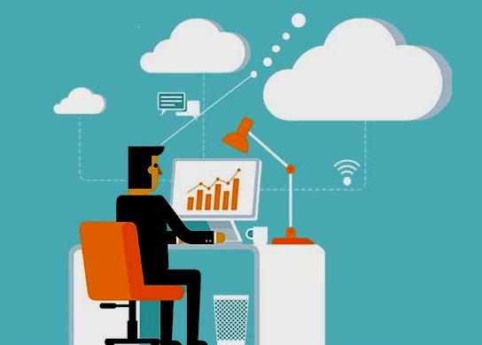 revendedor de computação em nuvem