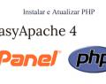 Instalar uma versão do PHP