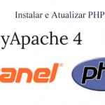 Instalar uma versão do PHP no Servidor Web