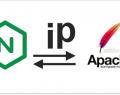 Reverter o IP Remoto de Nginx Para o Servidor Apache