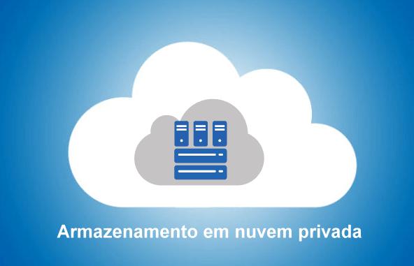 armazenamento em nuvem privada