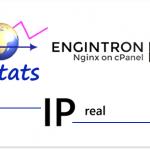 Awstats não funciona com Engintron, reverta o IP para Apache