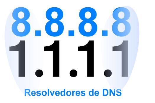 Resolvedor de DNS nome de domínio