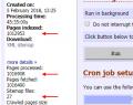 gerador de sitemap XML Ilimitado