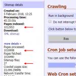 O melhor gerador de sitemap XML ilimitado para qualquer site