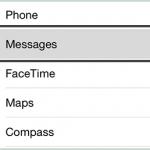Como ativar as mensagens no iCloud