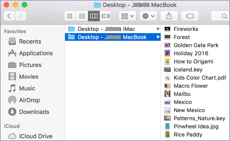 Desativar o iCloud Drive no Mac