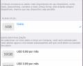 Escolher um plano de assinatura do iCloud Drive