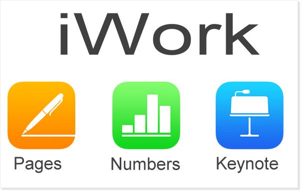 O que é a Apple iWork