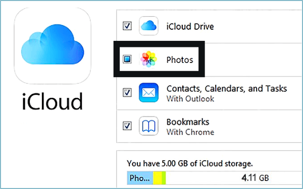 Como excluir arquivos no iCloud