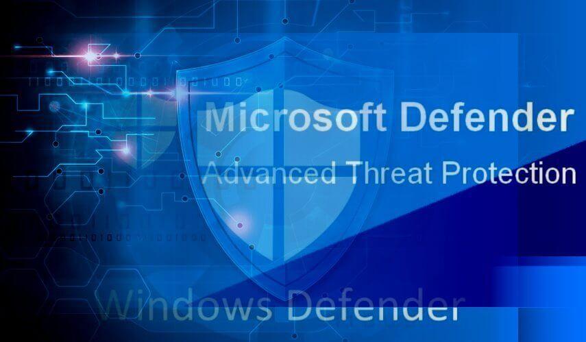 Desativar o Microsoft Defender