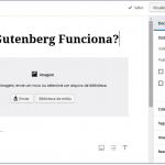 Como o editor Gutenberg funciona no WordPress