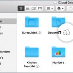 Transferir arquivos do iCloud Drive para iCloud Fotos