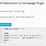 Redirecionar Páginas de Erro 404 no Wordpress