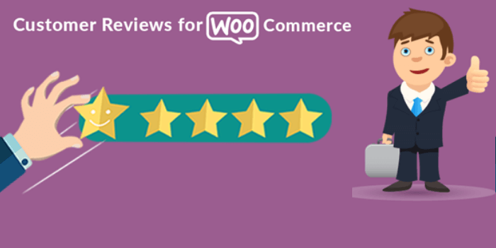 Costumer reviews for Woocommerce