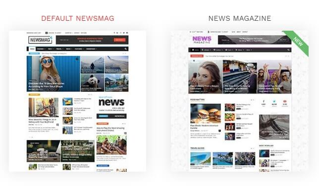 Tema NewsMag