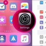Como escolher o que o seu iPhone faz no iCloud