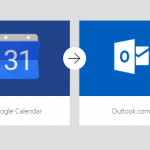Sincronizar o Google Agenda com o Outlook