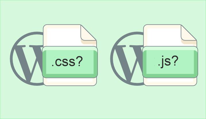 Remover versões de JS e CSS no Wordpress